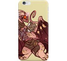 plague momma iPhone Case/Skin