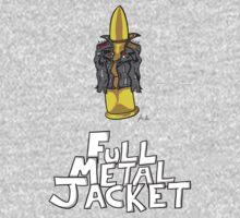 Full Metal Jacket Bullet One Piece - Long Sleeve