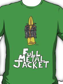 Full Metal Jacket Bullet T-Shirt
