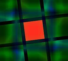 Rubix Cube by KrazeeKustom