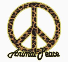 Animal Peace Leopard by Dream-life