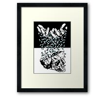 I Hold A Wolf By The Ears Framed Print