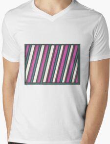 Candyland Mens V-Neck T-Shirt