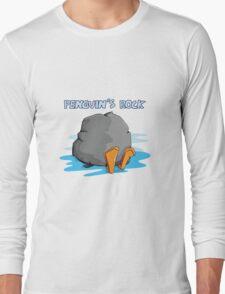 Penguin's Rock! Long Sleeve T-Shirt