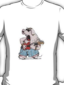 The Pig has the Blues T-Shirt