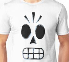Manny Calavera (Distressed) Unisex T-Shirt