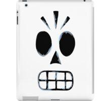 Manny Calavera (Distressed) iPad Case/Skin