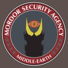 Mordor Security Agency by DANgerous124