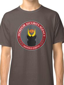 Mordor Security Agency Classic T-Shirt