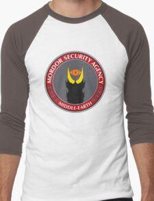 Mordor Security Agency Men's Baseball ¾ T-Shirt