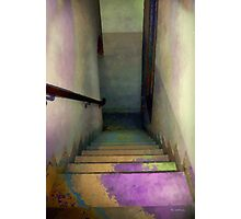 Between Floors Photographic Print