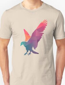 Colorful Eagle Unisex T-Shirt
