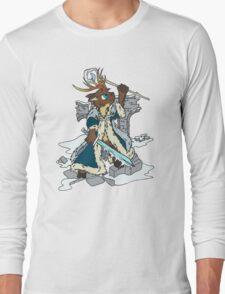 Winter Mage Long Sleeve T-Shirt