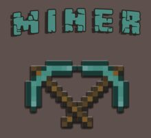 Minecraft - MINER by kjwgaming