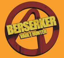 Berserker by Rhaenys