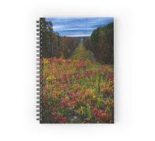 Ozark in Fall Spiral Notebook