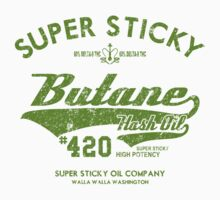 Retro Butane Hash Oil by GUS3141592