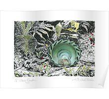 A Potter's Garden (No.1)  Poster