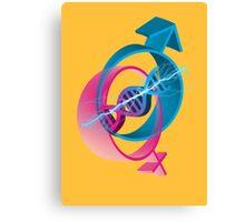 male-female Canvas Print