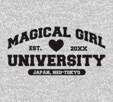Magical Girl University by sailorswayze