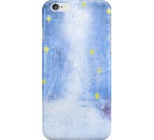 Bright Starry Night iPhone Case/Skin