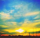 Marina Sunset by emperorBear