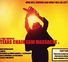 The Texas Chainsaw Massacre by DiscordCBamBam
