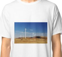 More energy from the wind Classic T-Shirt