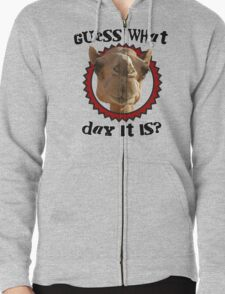 Hump Day Camel - Guess What Day it Is - Wednesday is Hump Day - Parody Camel T-Shirt