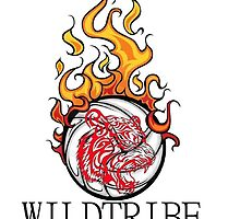 Wildtribe Volleyball Team official Uniform by FMSwish