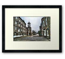 Old Part of East London, UK Framed Print