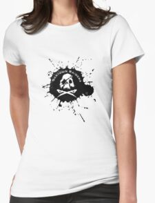Oaktown Raiders! Womens Fitted T-Shirt
