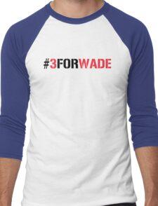 #3FORWADE Men's Baseball ¾ T-Shirt