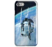 space war iPhone Case/Skin