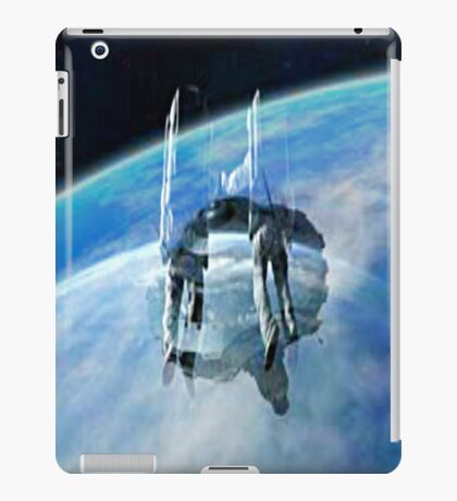 space war iPad Case/Skin