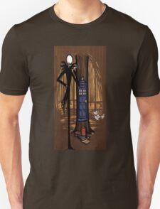 jack tardis  Unisex T-Shirt