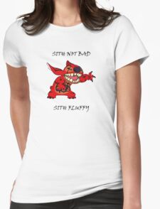 Sith not bad, Sith fluffy Womens Fitted T-Shirt