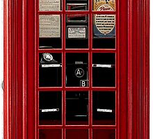 Telephone Box by Mark2206