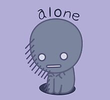 Alone [iPhone] by folm