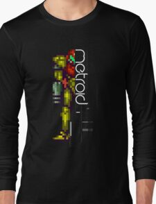 Metroid Long Sleeve T-Shirt