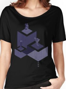 Crystal Castles Women's Relaxed Fit T-Shirt