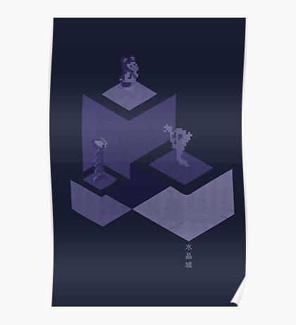 Crystal Castles Poster