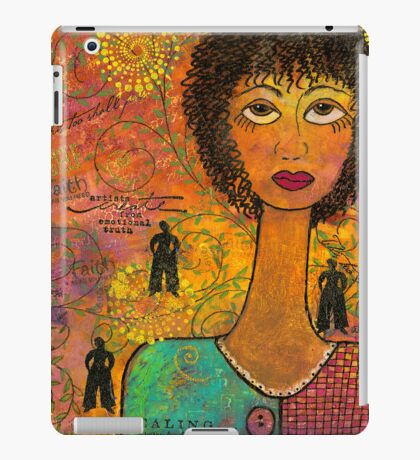 Emotional Truth - iPad Cover iPad Case/Skin