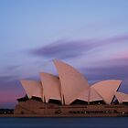 Opera house colour by Cat M