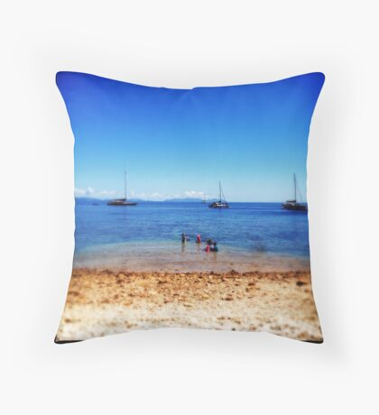 Excursion Throw Pillow
