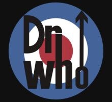 Dr Who Target (with arrow) by Moovian