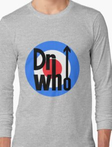 Dr Who Target (with arrow) Long Sleeve T-Shirt