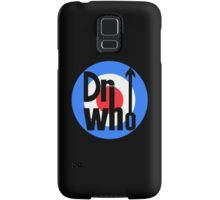 Dr Who Target (with arrow) Samsung Galaxy Case/Skin