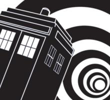 Doctor Who - TARDIS Mod Vortex Time Tunnel Sticker