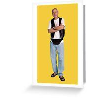 Alan Greeting Card